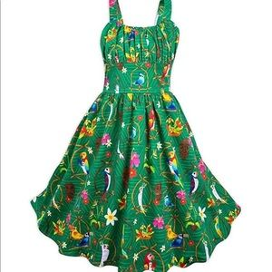 Disney Dress Shop Tiki Room Sundress - women